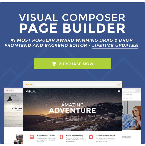 Visual Composer: Page Builder for WordPress 4