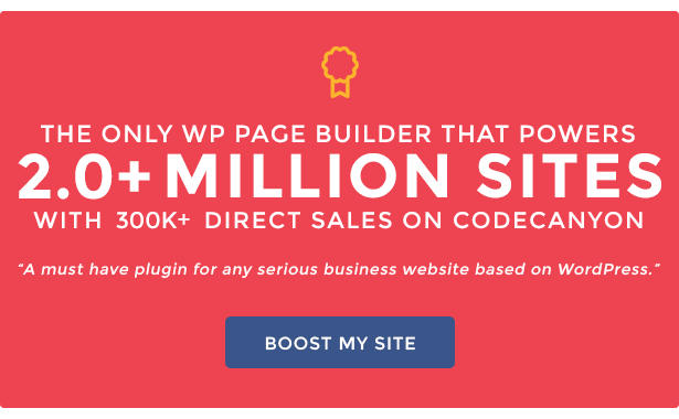 Visual Composer: Page Builder for WordPress 3