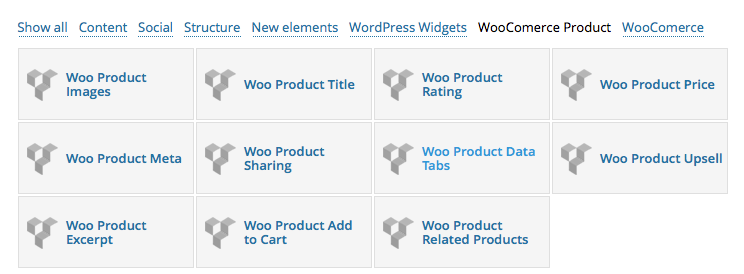Woo Detail Product Builder for WPBakery Page Builder