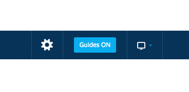 WPBakery Page Builder guide modes