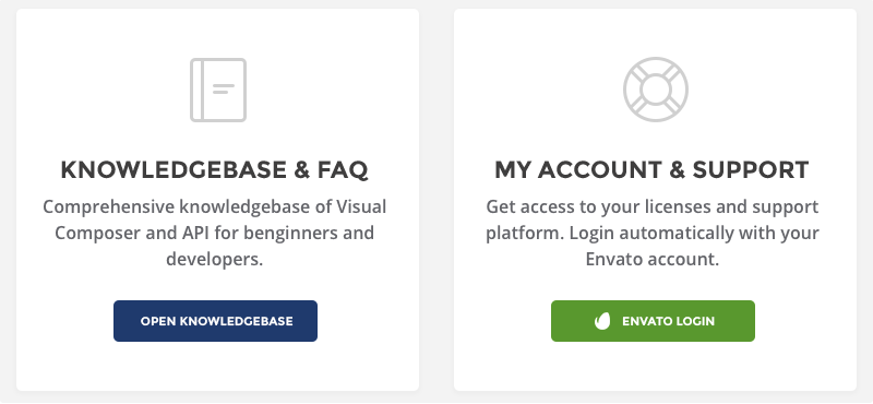 New Support Portal: License Management and Scenarios