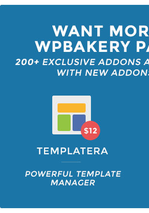 WPBakery Page Builder for WordPress (formerly Visual Composer
